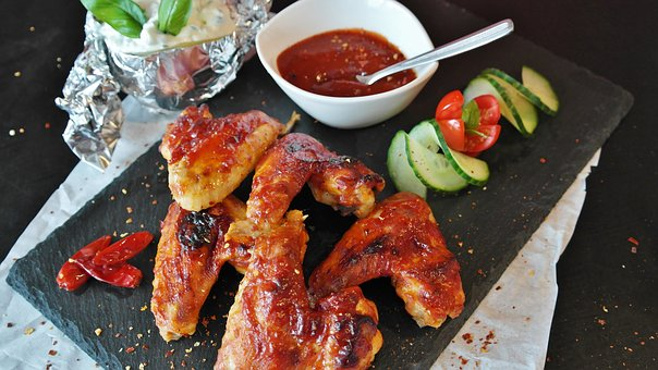 Spicy Hot Chicken Wings: Cooking The Tantalizing Dish