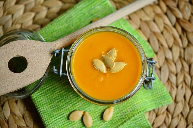 Spicy Pumpkin Soup: A Healthy Comfort Food On Your Plate